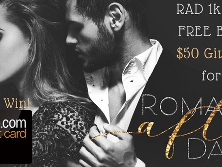 Romance After Dark Giveaway – Enter to Win a $50 Amazon Gift Card!