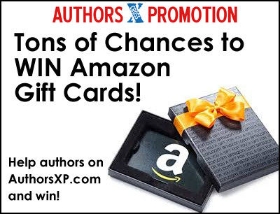 AuthorXP.com Giveaway – Enter to Win a (3) $20 Amazon Gift Card!