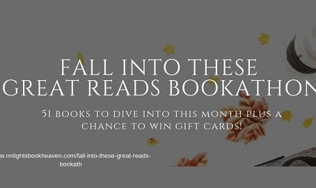 Fall into these great reads giveaway – Enter to Win a $50 Amazon Gift Card!