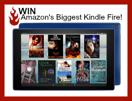 "Check out these great authors and Win a 10"" Kindle Fire - 2018 Memorial Day Giveaway"