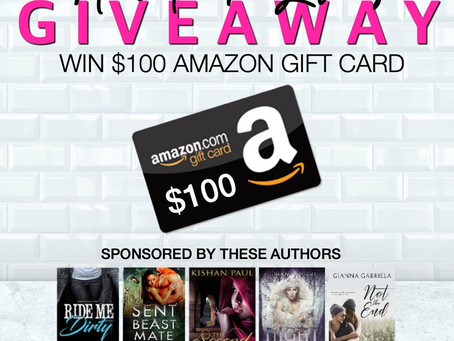 Audiobook Lovers Giveaway – Enter to Win a $100 Amazon Gift Card!