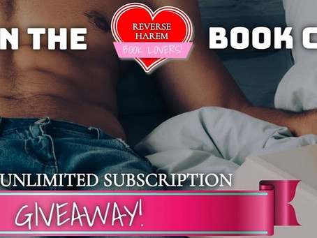 Join the Reverse Harem Book Club – Enter to Win 1 of 4 6-Month Kindle Unlimited + Amazon Gift Card!