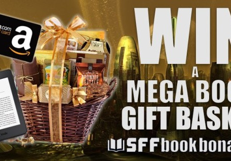 SFF Book Bonanza Mega Book Gift Basket Giveaway – Win a Kindle, $100 Amazon Gift Card +!