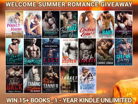 Check out these great authors and Win a 1-year KU subscription, $50 Amazon GC, $25 Amazon GC