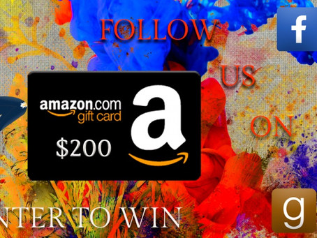 Book Throne Social Media Giveaway – Enter to Win a $200 Amazon Gift Card!