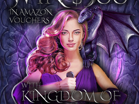 Kingdom of Fairytales Giveaway – Enter to Win a $500 Amazon Gift Card!