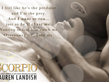 Enter Lauren Landish's pre-release giveaway and win a $10 Amazon Gift Card