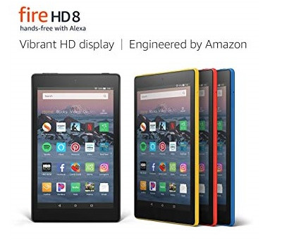 2019 Reader's Choice Awards Giveaway – Enter to Win a 8″ Kindle Fire ($80 value)!