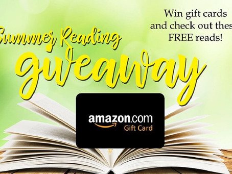 Summer Reading Giveaway – Enter to Win a $100 Amazon Gift Card!
