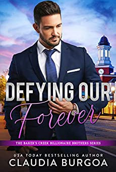 Defying Our Forever by Claudia Burgoa – Enter to Win a $100 Amazon Gift Card!