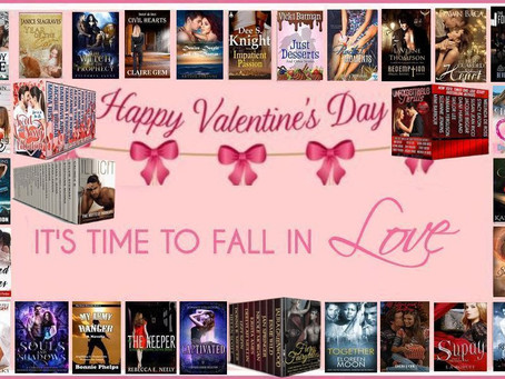 Valentine's Day Book Fair Giveaway - Enter to Win a $50 Amazon Gift Card!