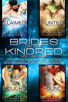 Check out Evangeline Anderson's Sci-Fi Romance Series – Enter to Win a $50 Amazon Gift Card!