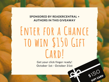 Reader Central Giveaway – Enter to Win a $150 Amazon Gift Card!