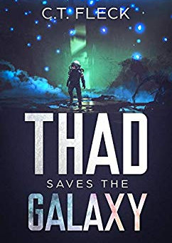 Check out C.T. Fleck's latest Sci-Fi book release – Enter to Win a $100 Amazon Gift Card!