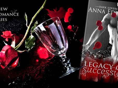 Celebrate Anna Edwards's new book release and Win a $50 Amazon gift card