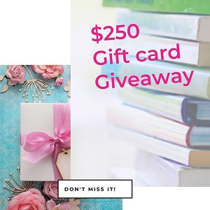 Social Follow Giveaway – Enter to Win a $250 Amazon Gift Card!
