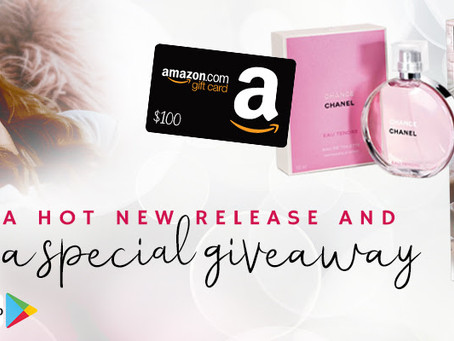 Check out Layla Hagen's latest book release – Enter to Win Chanel perfume and a $100 Amazon GC!