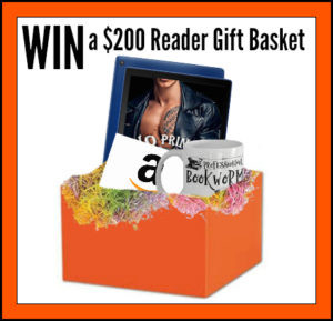 Meet new authors and WIN a 10″ Kindle Fire, $25 Amazon eGift Card, and Reader mug ($200 value)