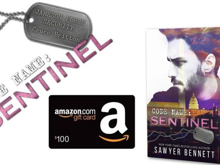 Ends soon - Check out Sawyer Bennett's latest book release – Enter to Win a $100 Amazon Gift Card!