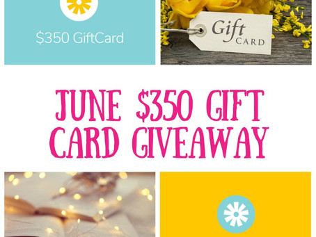 Follow Authors Giveaway – Enter to Win a $350 Amazon Gift Card!
