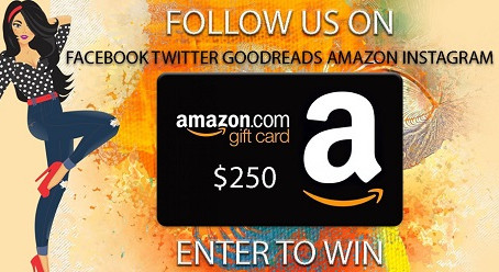 Book Throne Social Follow Giveaway – Enter to Win a $250 Amazon Gift Card!