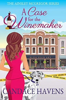 Check out Candace Havens' Cozy Mystery – Enter to Win a $50 Amazon Gift Card!