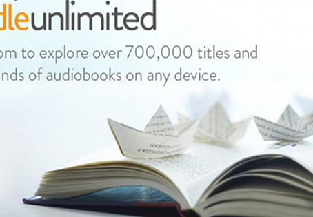 Social Media Follow Giveaway – Enter to Win a 6 Month Subscription to Kindle Unlimited!