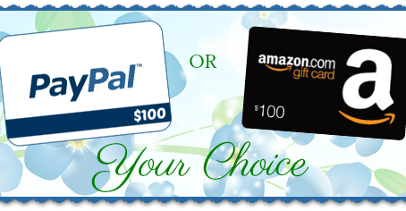 Check out all these great authors and Win a $100 Amazon Gift Card or $100 in Paypal Cash