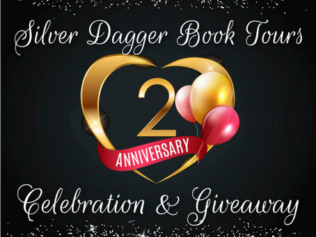 Silver Dagger Book Tours 2 Year Celebration and Giveaway – Win a $200 Amazon GC / Paypal Cash