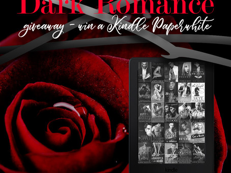 Check out all these great dark romance authors – Win a Kindle, preloaded with their books