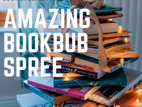Amazing Bookbub Giveaway – Enter to Win a $100 Amazon Gift Card!