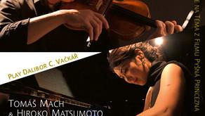 Nové CD pokřtil Martin Vačkář