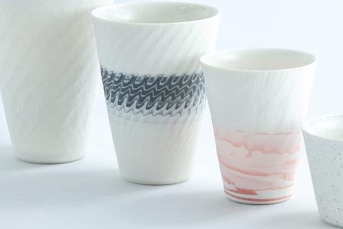 Coloured Porcelain Beaker