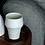 Thumbnail: Pre order - Chattered White Porcelain Beaker - 2