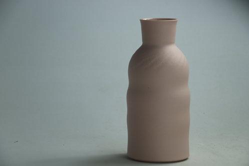 Pink Porcelain Bottle - 1