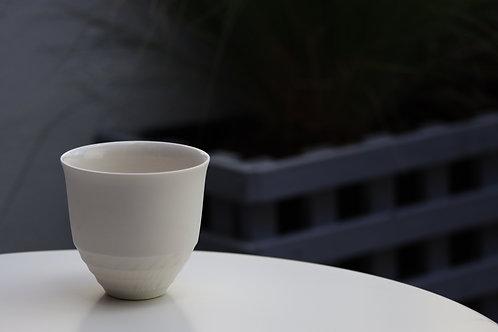 Tapered Porcelain Beaker - Style 1
