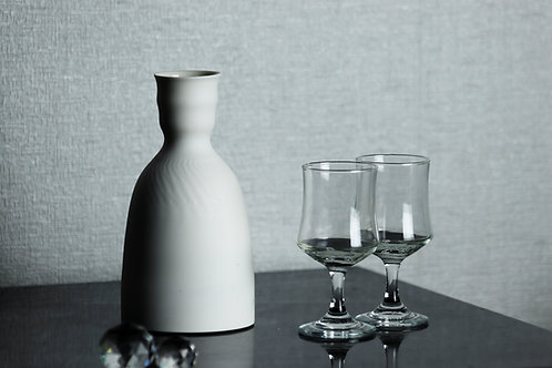 Porcelain Carafe - 3