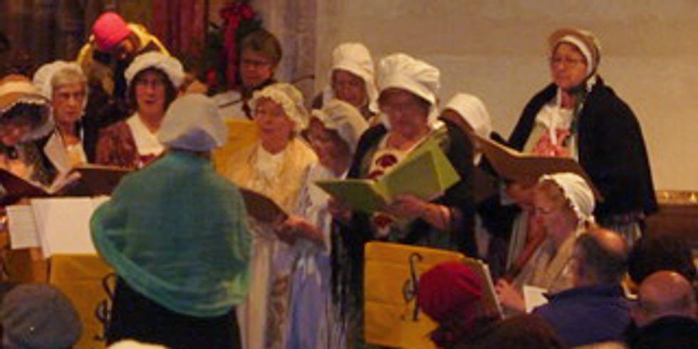 Sussex Harmony Carol Concert