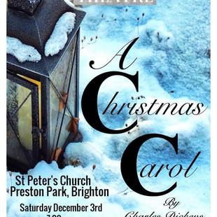 """A Christmas Carol"" at St Peter's"