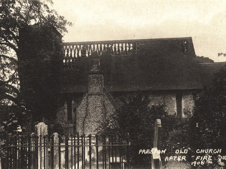 Fire at the Church Part 1 (1906)