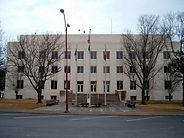 Picture of Grayson County Courthouse
