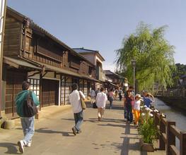 Regeneration by community based company of Historic city Sawara, Japan │ まちづくり会社による佐原市の再生