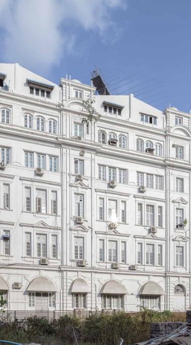 Revitalization of Embassy of India, Yangon, Mayanmar │インド大使館、ヤンゴン、ミャンマーの活性化