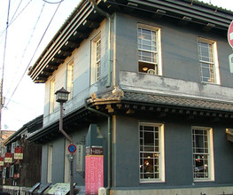 Regeneration by community based company of Historic city Nagahama, Japan │ まちづくり会社による長浜市の再生