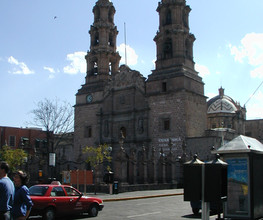 Revitalization of City Center, Mexico City, Mexico (Research) │ メキシコ、メキシコシティの研究都市センター