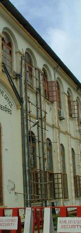 Regeneration of Historic Main Admin Building, Naval Dockyard, Mumbai, India │歴史的建造物海軍造船所ムンバイインドの再生