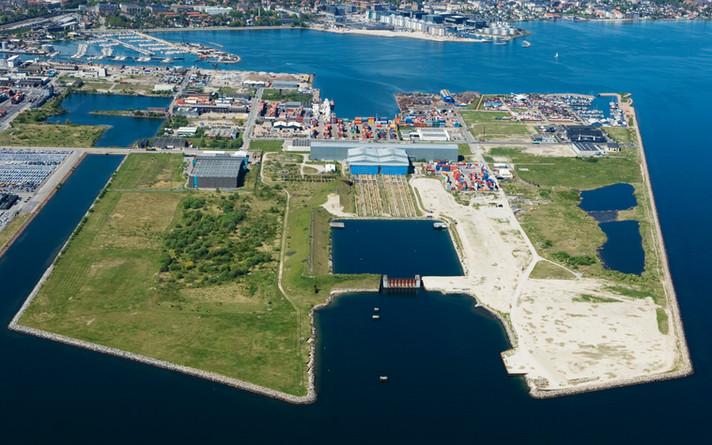 Redevelopment of Northen Harbor, Copenhegen, Denmark (Competition) │コペンハーゲンデンマーク:ノーザンハーバーの再生 (コンペ)