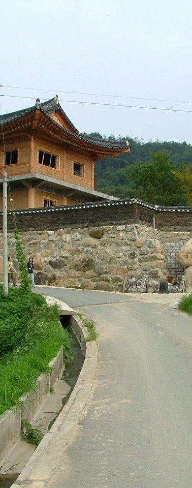 Historic Regeneration at Cheongju, South Korea │東南アジアのコミュニティ・リジェネレーション