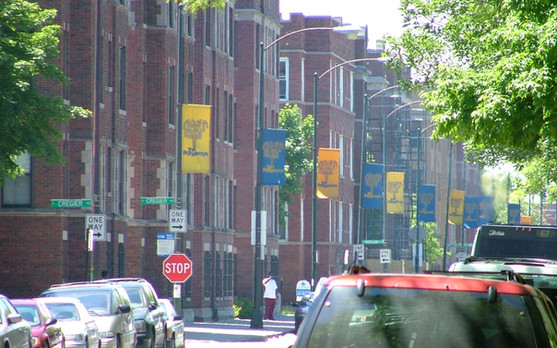 Parkways Housing: Research on model housing redevelopment in Chicago, USA │パークウェイ住宅:米国シカゴにおけるモデル住宅再開発に関する研究