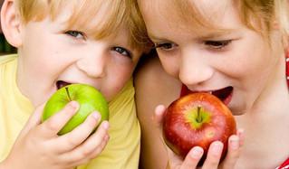 29 Novembre: Mangiar sano da piccoli per essere sani da grandi.